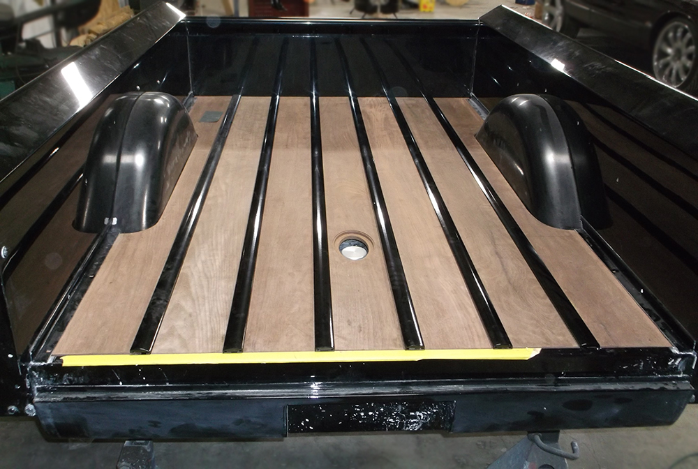 39 51 chevy 3100 pickup for Wood floor kits for pickups